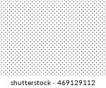 dotted simple seamless vector... | Shutterstock .eps vector #469129112