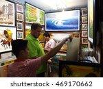 san juan city  philippines  ... | Shutterstock . vector #469170662