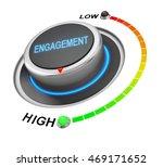 engagement button position 3d... | Shutterstock . vector #469171652