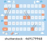 board games  ladders game ... | Shutterstock .eps vector #469179968