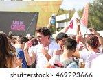 istanbul  turkey   august 06 ... | Shutterstock . vector #469223666
