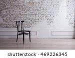 room minimalism  background... | Shutterstock . vector #469226345