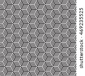 seamless geometric pattern in... | Shutterstock .eps vector #469235525