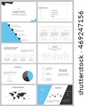 detail infographic collection... | Shutterstock .eps vector #469247156