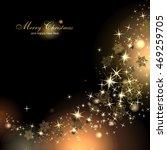 magic christmas background | Shutterstock . vector #469259705