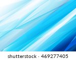 bright blue abstract background ... | Shutterstock .eps vector #469277405