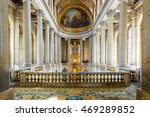 versailles  france   may 7 2016 ... | Shutterstock . vector #469289852