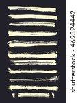 grunge spot ink. modern... | Shutterstock .eps vector #469324442