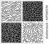 hand drawn marker  ink  line ... | Shutterstock .eps vector #469360196