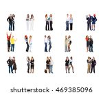 united company people diversity  | Shutterstock . vector #469385096
