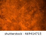 orange concrete wall texture | Shutterstock . vector #469414715