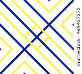 vector seamless pattern. blue... | Shutterstock .eps vector #469427372