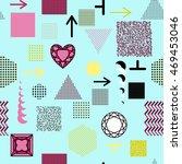 trendy geometric elements...   Shutterstock .eps vector #469453046