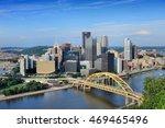 Pittsburgh Skyline ...