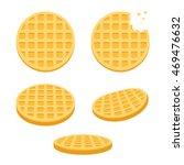 Belgium Round Waffles...