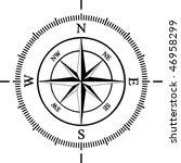 compass   Shutterstock .eps vector #46958299