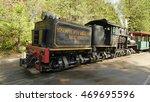 Historic Steam Locomotive....