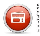 radio   icon | Shutterstock .eps vector #469715858