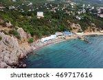 beautiful panorama of southern... | Shutterstock . vector #469717616
