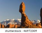 Balancing Rock With Manti La...