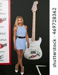 Small photo of NEW YORK-AUG 3: Actress Laverne Cox attends the 'Ricki And The Flash' New York premiere at AMC Lincoln Square Theater on August 3, 2015 in New York City.