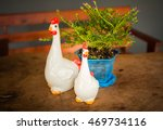 Chicken Ceramic For Home D ...