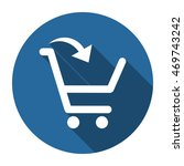 shopping cart icon  vector ...