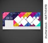 creative photography banner... | Shutterstock .eps vector #469745498