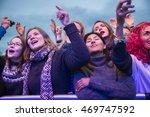 traena  norway   july 08  2016  ... | Shutterstock . vector #469747592