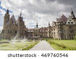 Moszna  Poland   August 7  The...