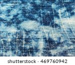 close up blue jeans background...   Shutterstock . vector #469760942
