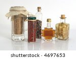 jars of spices | Shutterstock . vector #4697653