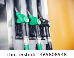 fuel pump with gasoline and... | Shutterstock . vector #469808948