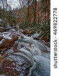 Buck Mountain Creek near Lehigh Gorge State Park Pennsylvania