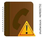 phone book warning