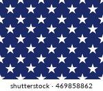 seamless stars pattern. vector... | Shutterstock .eps vector #469858862