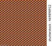orange carbon fiber texture | Shutterstock .eps vector #469898912