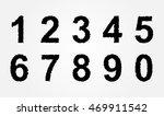 grunge numbers.vector...   Shutterstock .eps vector #469911542