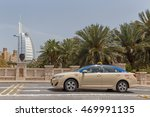 dubai  uae   may 14  2016  taxi ... | Shutterstock . vector #469991135