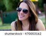 natural beauty portrait of... | Shutterstock . vector #470003162