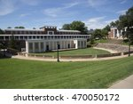 Small photo of McIntire Amphitheatre, University of Virginia, AUGUST 17, 2016.Its first use was for the University's centennial exercises in 1921, attended by University alumnus and U.S. President Woodrow Wilson.
