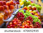 Fresh Market Produce At An...