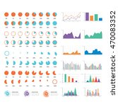 infographic elements collection ... | Shutterstock .eps vector #470083352