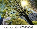 view of the skyscrapers of... | Shutterstock . vector #470086562