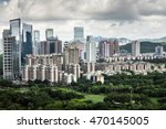 Shenzen city view
