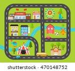children activity and...   Shutterstock .eps vector #470148752