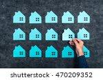 residential image | Shutterstock . vector #470209352