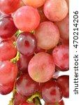 Small photo of Red Grape , Vitis vinifera L. , VITACEAE , Cardinal Grape , Emperor Grape