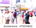 abstract background of people... | Shutterstock . vector #470254832