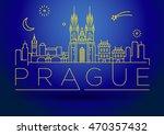 Minimal Vector Prague City...
